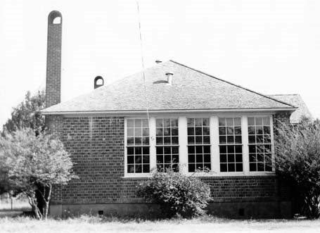 Coker School - third building
