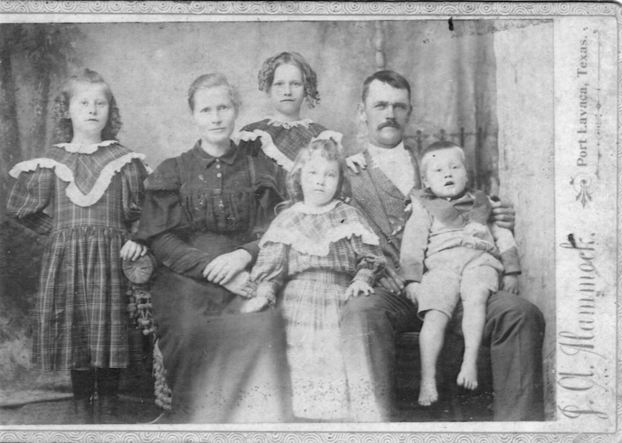 James Hatch family
